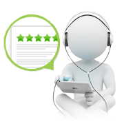 Reputation management means listening to customer reviews